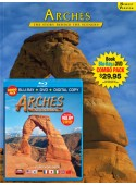 Arches Book/ Blu-ray Combo