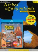 Arches & Canyonlands IP Book/Grand Circle Blu-ray Combo