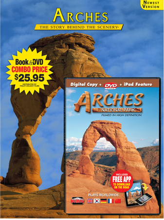 Arches Book/DVD Combo