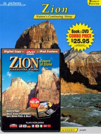Zion Book/DVD Combo