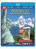America's National Parks  Blu-ray Combo Pack