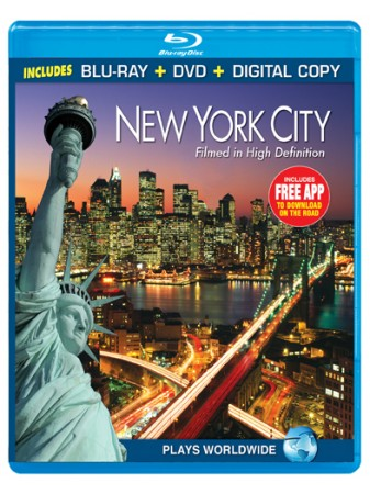 New York City Blu-ray Combo Pack