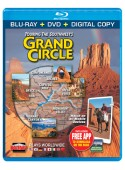 Touring the Southwest's Grand Circle, Blu-ray Combo Pack
