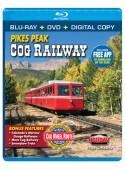 Pikes Peak Cog Railway Blu-ray/DVD Combo Pack