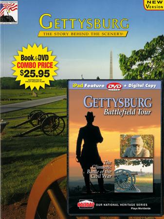 Gettysburg Book/DVD Combo