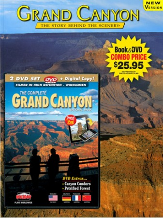 Grand Canyon Book/DVD Combo