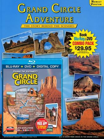 Grand Circle Book/Blu-ray Combo