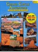 Grand Circle & Canyon Country Book/DVD Combo