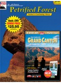 Petrified Forest & Grand Canyon Book/DVD Combo