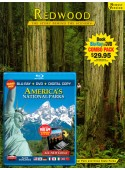 Redwood Book/America's National Parks Blu-ray Combo