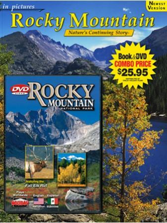 Rocky Mountain Book/DVD Combo