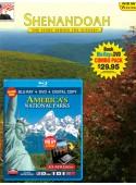 Shenandoah Book/America's National Parks Blu-ray Combo
