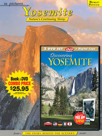 Yosemite IP Book/DVD Combo
