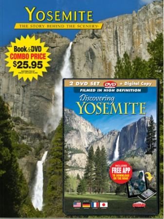 Yosemite Book/DVD Combo